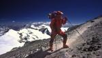 ... versione alpinista - Aconcagua, quota 6000 m. circa (Argentina)